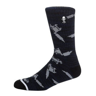 Socken SULLEN - MACHINED - MARINE, SULLEN