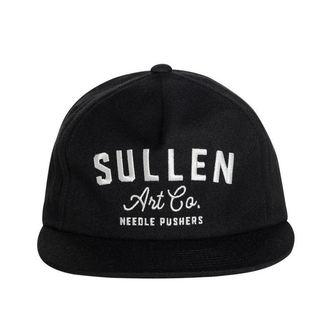 Cap SULLEN - VINTAGE - SCHWARZ, SULLEN