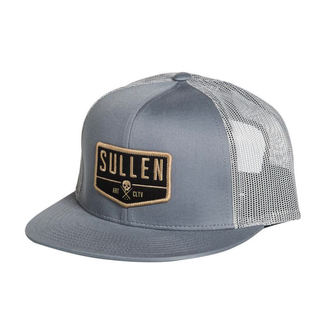 Cap SULLEN - BLOCKHEAD - GRAU, SULLEN