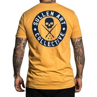 Herren T-Shirt Hardcore - AUTUMN BADGE - SULLEN, SULLEN