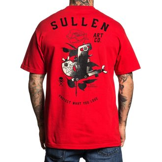 Herren T-Shirt Hardcore - LOVE MACHINE - SULLEN, SULLEN