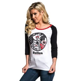Damen T-Shirt Hardcore - SECRETS RAGLAN - SULLEN, SULLEN