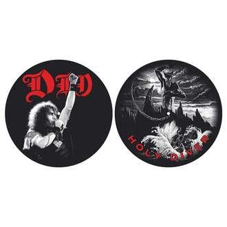 Grammophon Matte (2er Pack) DIO - Holy Diver - RAZAMATAZ, RAZAMATAZ, Dio
