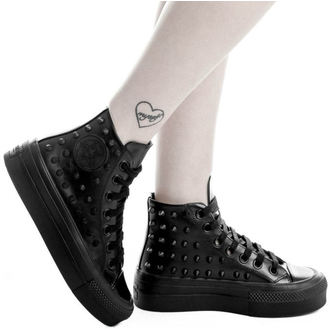 Unisex Schuhe - SOULED OUT HIGH TOPS - KILLSTAR, KILLSTAR