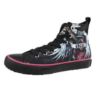 Damen High Top Sneakers - ROCK ANGEL - SPIRAL, SPIRAL