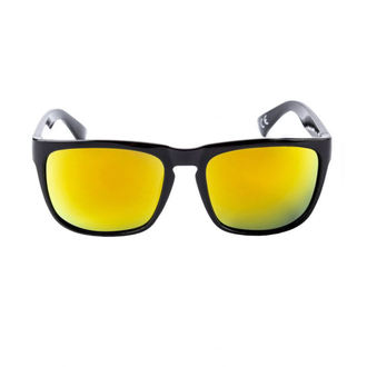 Sonnenbrille NUGGET - SPIRIT - B - 4/17/38 - Schwarz Glänzend, NUGGET