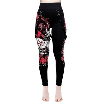 Damen Leggings KILLSTAR - Rob Zombie - Superbeast - SCHWARZ, KILLSTAR, Rob Zombie