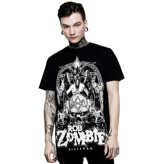 Unisex T-Shirt Rob Zombie - ROB ZOMBIE - KILLSTAR, KILLSTAR, Rob Zombie