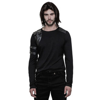 Herren Langarmshirt Gothic und Punk - The Guard - PUNK RAVE, PUNK RAVE