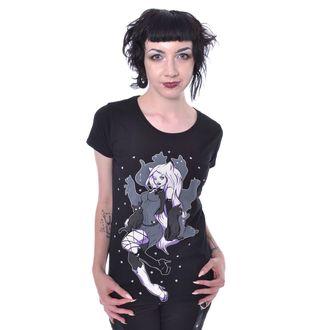 Damen T-Shirt - SHADOW CAT - CUPCAKE CULT, CUPCAKE CULT