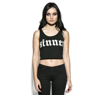 Damen Top BLACK CRAFT - Sinner, BLACK CRAFT