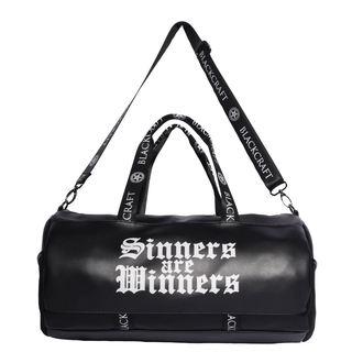 Sporttasche BLACK CRAFT - Sinners Are Winners, BLACK CRAFT
