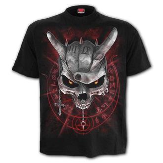 Herren T-Shirt - NEVER TOO LOUD - SPIRAL, SPIRAL
