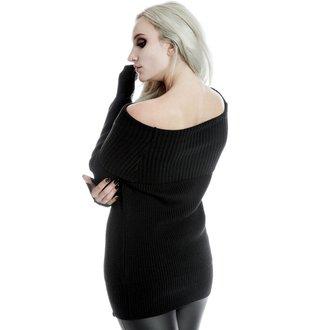 Damen Pullover KILLSTAR - Tabitha - SCHWARZ, KILLSTAR