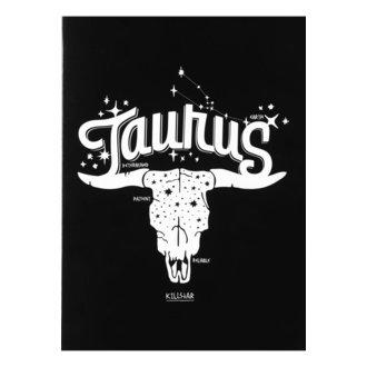 Glückwunschkarte KILLSTAR - Taurus - SCHWARZ, KILLSTAR