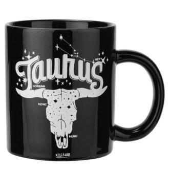 Tasse KILLSTAR - Taurus - SCHWARZ, KILLSTAR