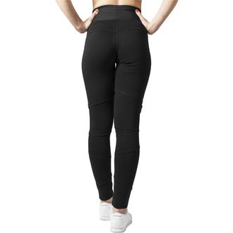 Damen Leggings URBAN CLASSICS - Interlock High Waist, URBAN CLASSICS