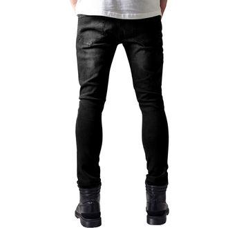 Herren Jeans URBAN CLASSICS - Slim Fit Biker Jeans, URBAN CLASSICS