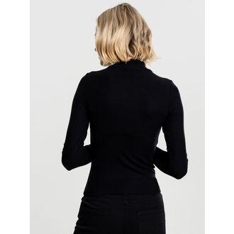 Damen Longsleeve - black - URBAN CLASSICS, URBAN CLASSICS