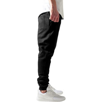 Herren Jogginghose URBAN CLASSICS - Leather Pocket, URBAN CLASSICS