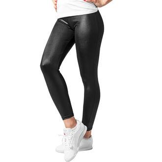Damen Leggings URBAN CLASSICS - Leather lmitation, URBAN CLASSICS