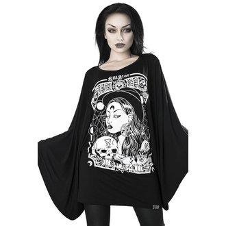 Damen Longsleeve (Tunika) KILLSTAR - The Witch Kimono, KILLSTAR
