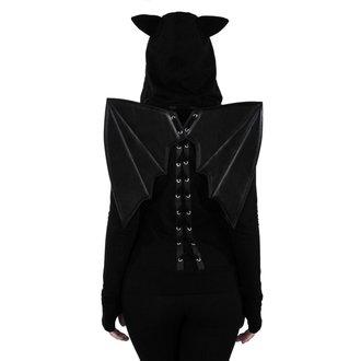 Damen Pullover KILLSTAR - Tokyo Nights I'm A Bat - Schwarz, KILLSTAR