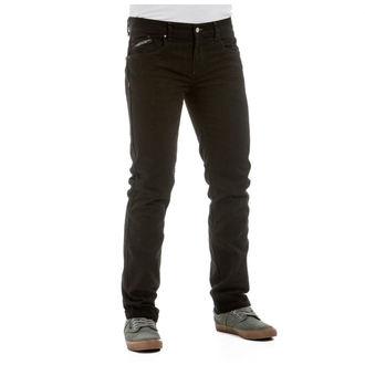 Herren Hose (Jeans) NUGGET - Tremor - 1/7/38, D - Schwarz, NUGGET
