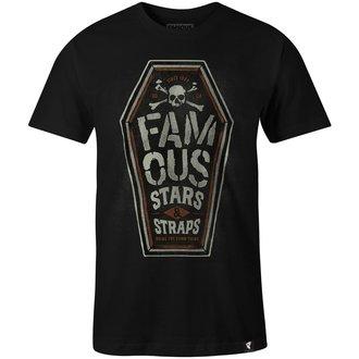 Herren T-Shirt Street - UNDERWORLD - FAMOUS STARS & STRAPS, FAMOUS STARS & STRAPS