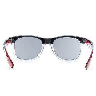 Sonnenbrille VANS - MN SPICOLI 4 SHADES - KLAR / SCHWARZ, VANS