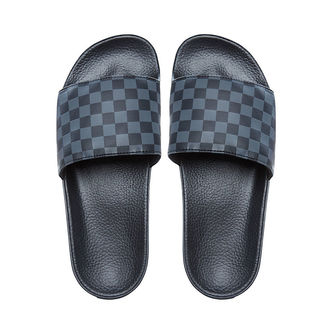 Unisex Badeschuhe - MN SLIDE-ON (CHECKERBOARD) - VANS, VANS