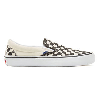 Unisex Low Sneaker - MN Slip-On Pro (Checkerboard) - VANS, VANS