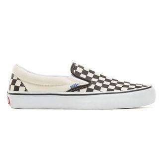 Unisex Low Sneaker - MN Slip-On Pro (Checkerboard) - VANS, VANS