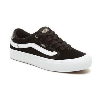 Herren Low Sneaker - MN Stil 112 Profi schwarz / schwarz / w - VANS, VANS