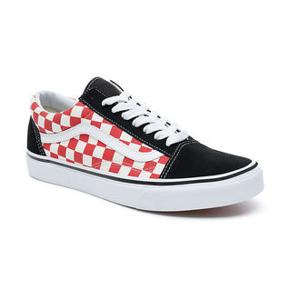 Herren Low Sneakers - UA ALT SKOOL (checkerboard) - VANS, VANS