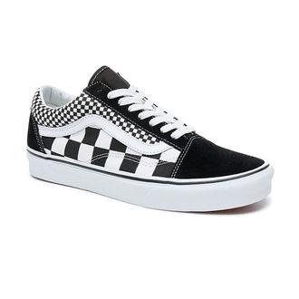 Unisex Low Sneaker - UA OLD SKOOL (MISCHEN CHECKER) - VANS, VANS