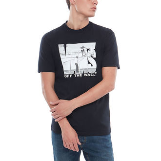 Herren T-Shirt Street - MN SECURITY - VANS, VANS