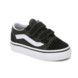 Kinder Low Sneaker - UY ALT SKOOL V Schwarz / Wahr Weiß - VANS, VANS