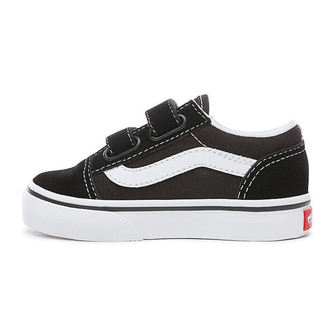 Kinder Low Sneaker - UY ALT SKOOL V Schwarz / Wahr Weiß - VANS