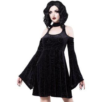 Damen Kleid KILLSTAR - Vela - SCHWARZ