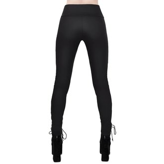 Damen Leggings KILLSTAR - Viper Lace-Up, KILLSTAR