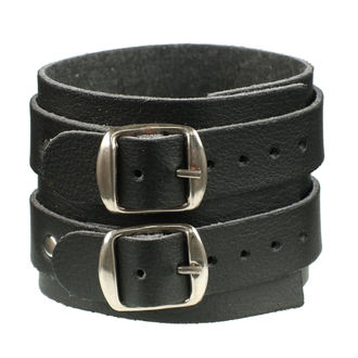 Armband 2, BLACK & METAL