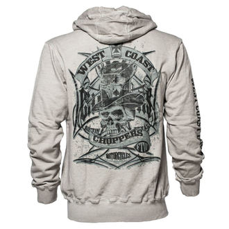 Herren Kapuzenpullover - CASH ONLY - West Coast Choppers - WCCHD167ZW