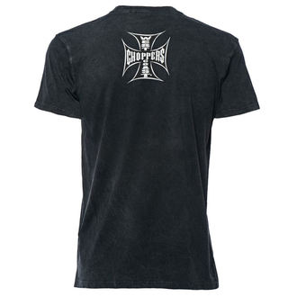 Herren T-Shirt - FABRICATION - West Coast Choppers, West Coast Choppers