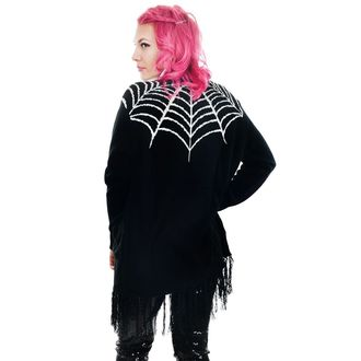 Damen Pullover Cardigan TOO FAST - SPIDER WEB, TOO FAST
