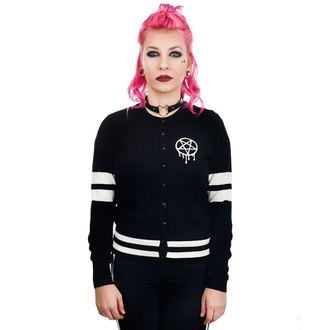 Damen Pullover TOO FAST - SPORTY-GRAM - GRAFFITI PENTAGRAMM, TOO FAST