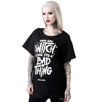 Damen T-Shirt - WHO'S BAD RELAXED - KILLSTAR, KILLSTAR