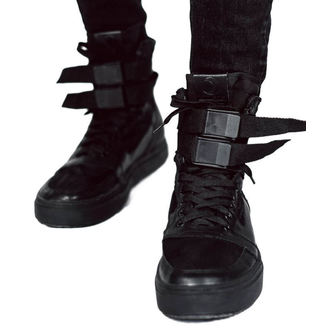 boty KILLSTAR - Wicked - BLACK
