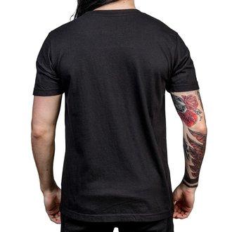Herren T-Shirt Hardcore - Wornstar Essentials - WORNSTAR, WORNSTAR