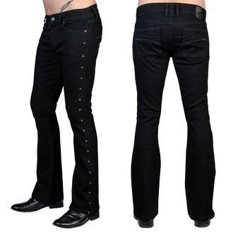 Herren Hose (Jeans) WORNSTAR - Gauntlet - Schwarz, WORNSTAR